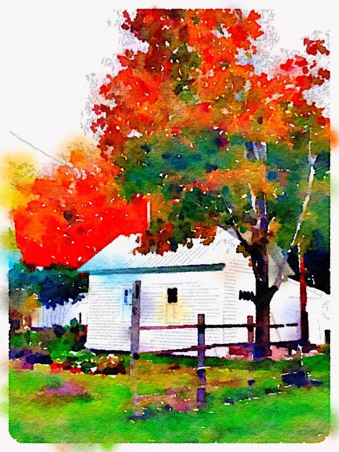 Autumn Sojourn