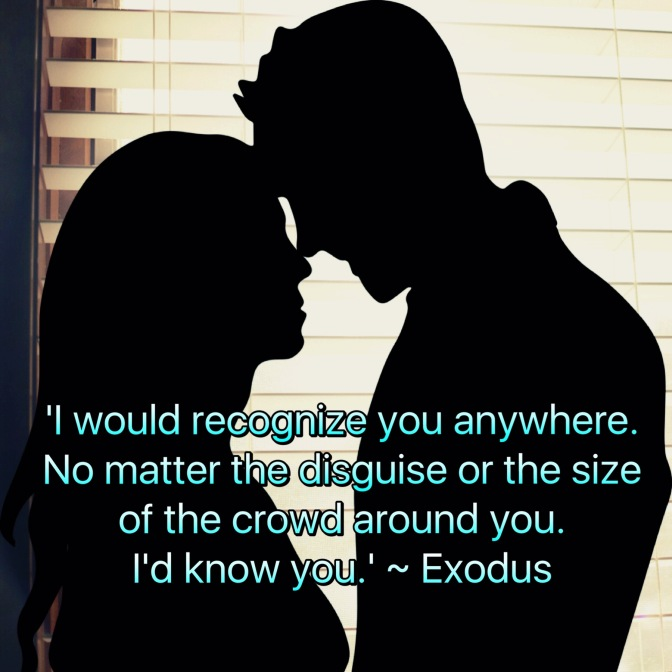 Quote From Exodus By Kate McGinn
