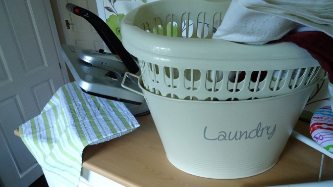 Where to Hide Dead Bodies and Thieves: the Laundry Chute