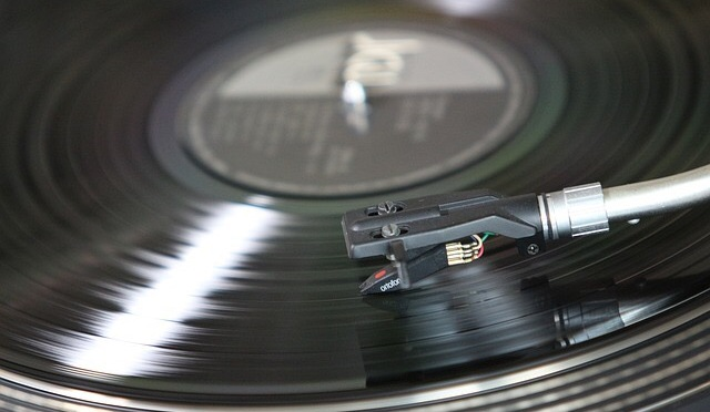 Music Makes My Elliptical Go Around