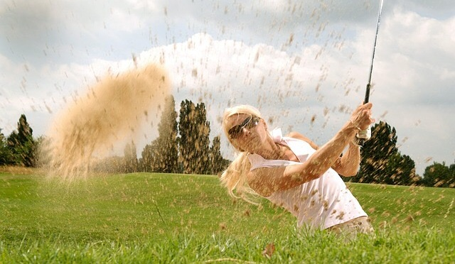 Going Golfing