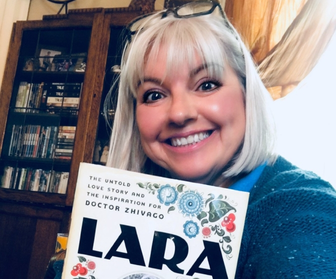 "What Kate's Reading — ""Lara"" by Anna Pasternak"