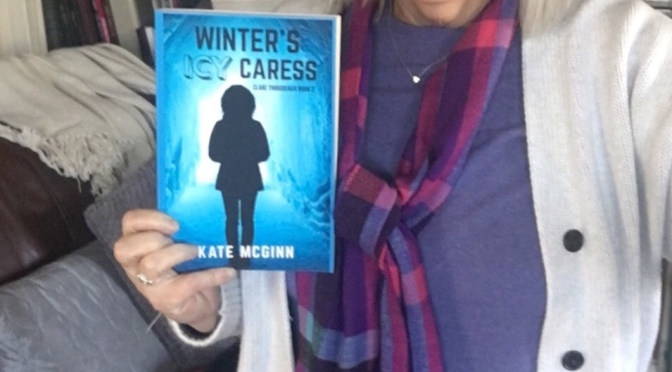 #BlackFriday and #CyberMonday Kindle Ebook Deal On Winter's Icy Caress