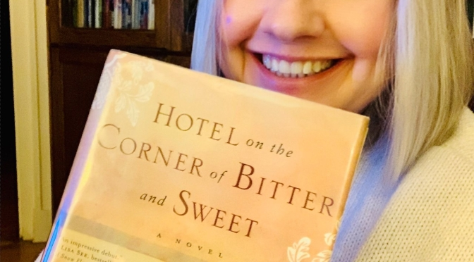 Book Review — Hotel at the Corner of Bitter and Sweet